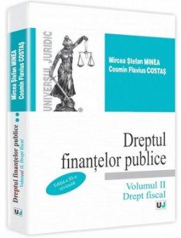 Imagine Dreptul finantelor publice. Vol II. Drept fiscal - editia a 3-a