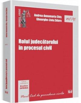 Imagine Rolul judecatorului in procesul civil