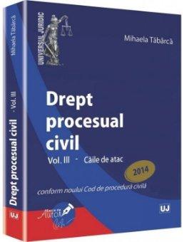 Imagine Drept procesual civil. Vol. III M