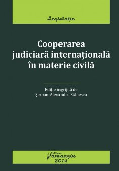 Imagine Cooperarea judiciara internationala in materie civila