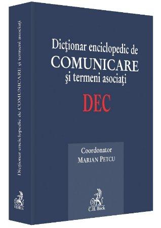 Imagine Dictionar enciclopedic de comunicare si termeni asociati