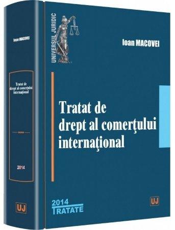 Imagine Tratat de drept al comertului international
