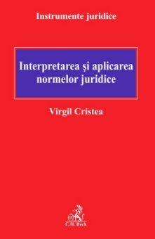 Imagine Interpretarea si aplicarea normelor juridice