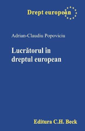 Imagine Lucratorul in dreptul european