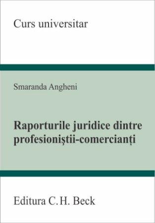 Imagine Raporturile juridice dintre profesionistii-comercianti