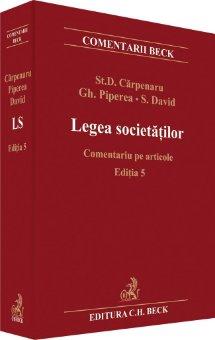 Imagine Legea societatilor. Comentariu pe articole