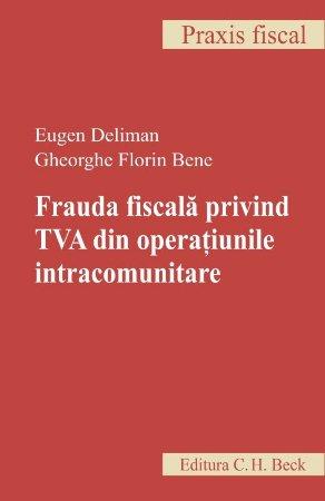 Imagine Frauda fiscala privind TVA din operatiunile intracomunitare