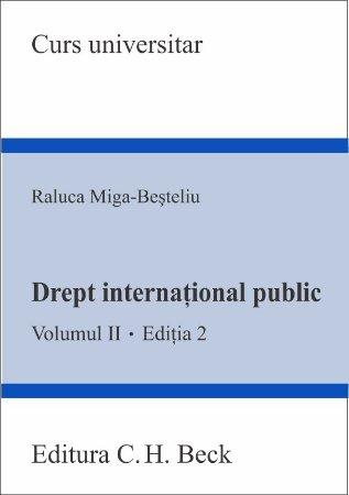 Imagine Drept international public. Volumul II - editia a 2-a