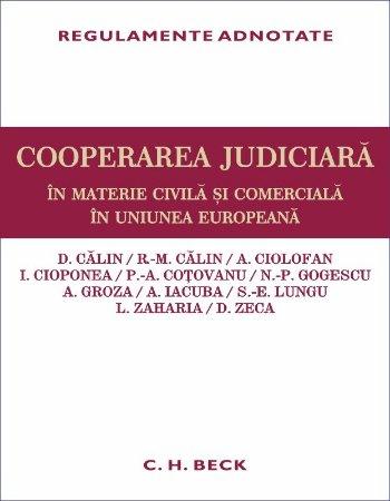 Imagine Cooperarea judiciara in materie civila si comerciala in Uniunea Europeana