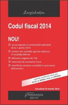 Imagine Codul fiscal 24.03.2014