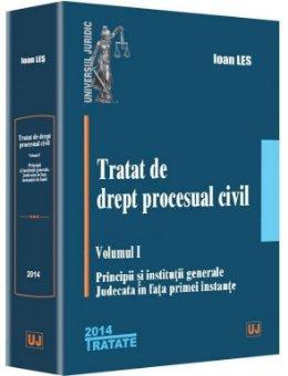 Imagine Tratat de drept procesual civil. Vol. I