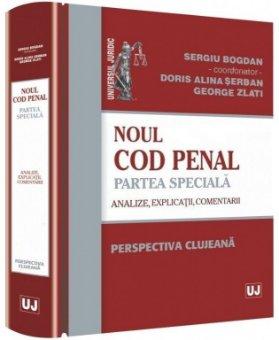Imagine Noul Cod penal. Partea speciala. Analize, explicatii, comentarii
