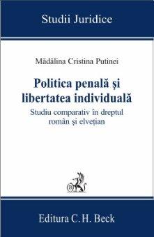 Imagine Politica penala si libertatea individuala