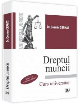 Imagine Dreptul muncii - Curs universitar - editia a 5-a revazuta si adaugita