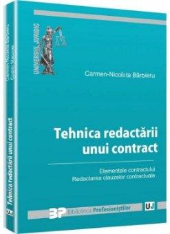 Imagine Tehnica redactarii unui contract
