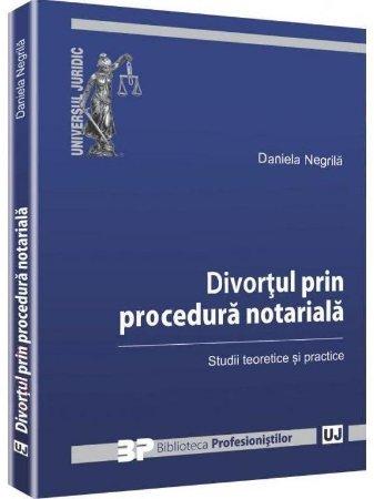 Imagine Divortul prin procedura notariala