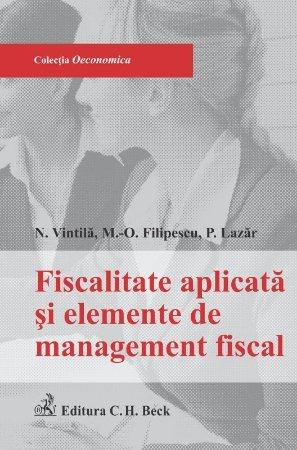 Imagine Fiscalitatea aplicata si elemente de management fiscal