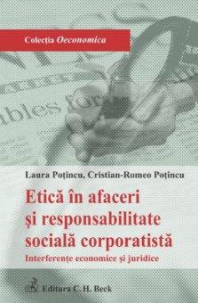 Imagine Etica in afaceri si responsabilitate sociala corporatista