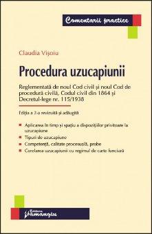 Imagine Procedura uzucapiunii ed.2