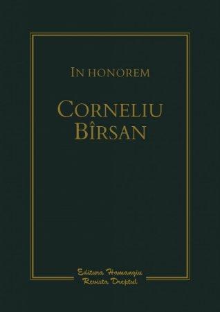 Imagine In Honorem Corneliu Birsan