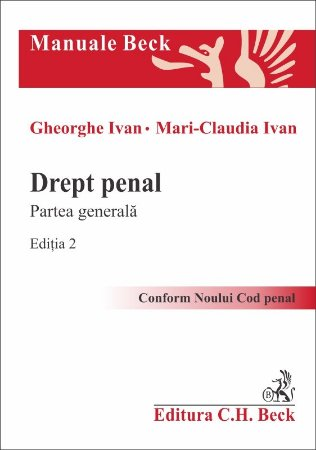 Imagine Drept penal. Partea generala. Conform Noului Cod penal. Editia a 2-a
