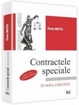 Imagine Contractele speciale - in noul cod civil - editia a 4-a