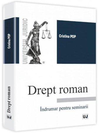 Imagine Drept roman. Indrumar pentru seminarii