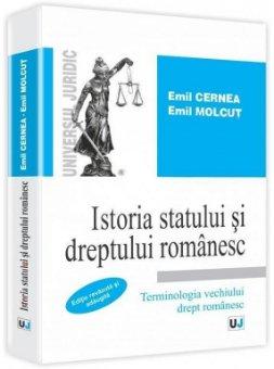 Imagine Istoria statului si dreptului romanesc. Terminologia vechiului drept romanesc