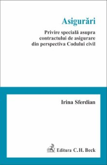 Imagine Asigurari. Privire speciala asupra contractului de asigurare din perspectiva Codului civil