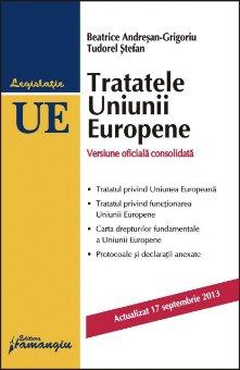 Imagine Tratatele Uniunii Europene 17.09.2013