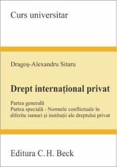 Imagine Drept international privat. Partea generala. Partea speciala. Normele conflictuale in diferite ramuri