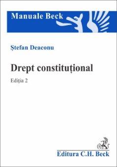 Imagine Drept constitutional - editia a 2-a