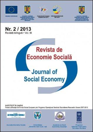 Imagine Revista de Economie Sociala, Nr. 2/2013