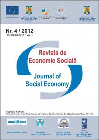 Imagine Revista de Economie Sociala, Nr. 4/2012
