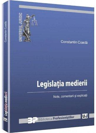 Imagine Legislatia medierii