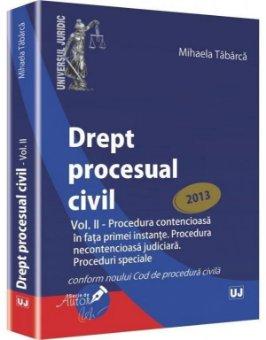 Imagine Drept procesual civil. Vol. II M