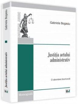 Imagine Justitia actului administrativ