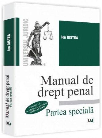 Imagine Manual de drept penal. Partea speciala - cu referire si la prevederile noului Cod penal