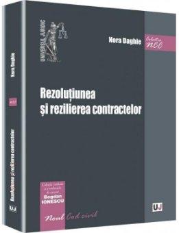 Imagine Rezolutiunea si rezilierea contractelor