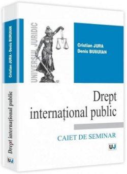 Imagine Drept international public. Caiet de seminar