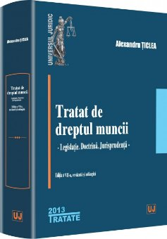 Imagine Tratat de dreptul muncii - editia a 7-a
