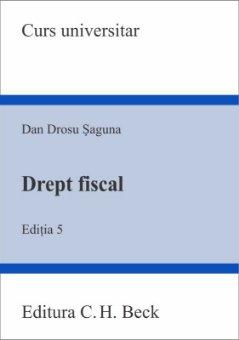 Imagine Drept fiscal. Editia a 5-a