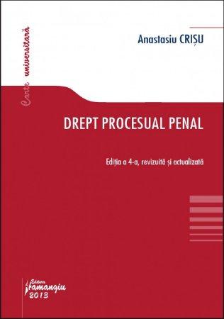 Imagine Drept procesual penal ed.4