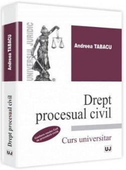 Imagine Drept procesual civil - Conform noului Cod de procedura civila