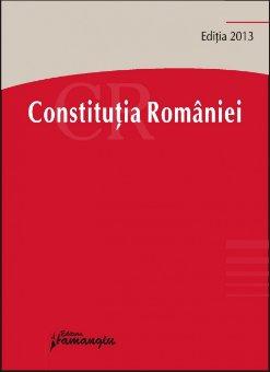 Imagine Constitutia Romaniei 19.04.2013