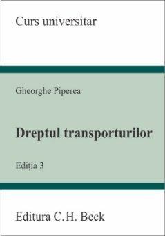 Imagine Dreptul transporturilor -  Curs universitar