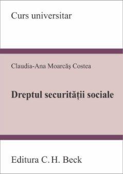 Imagine Dreptul securitatii sociale - curs universitar