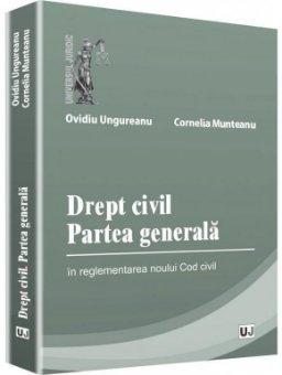 Imagine Drept civil. Partea generala - in reglementarea noului Cod civil