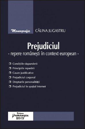 Imagine Prejudiciul - repere romanesti in context european