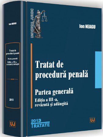 Imagine Tratat de procedura penala - Partea generala